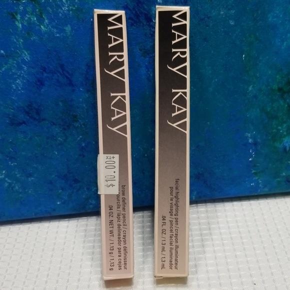 Mary Kay Other - Facial highlighting pen shade4. Brow denfiner penc